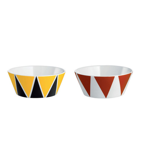 Circus 2-Piece Bowls Small, ${color}