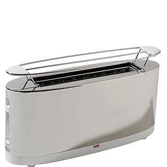 Toaster with Bun Warmer