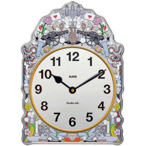 Comtoise Wall Clock Medium, ${color}