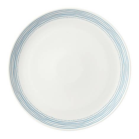 ED Polar Blue Plate 28.5cm, ${color}