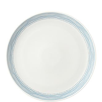 ED Polar Blue Plate 28.5cm