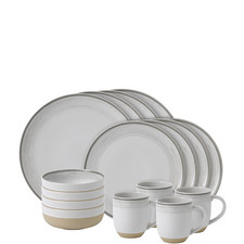 ED Brushed Glaze 16 Piece Set