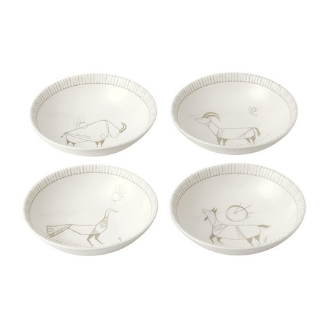 ED Cave Painting Bowls Set of 4, ${color}
