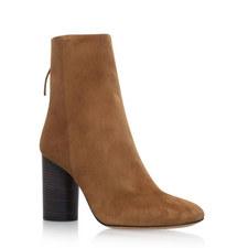 Garett Cylindrical Heel Boot