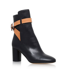 Reaves Crossover Ankle Boots