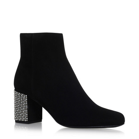 Babies 70 Studded Heeled Boots, ${color}