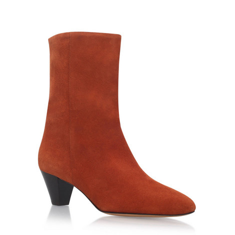 Dyna Stacked Heel Boots, ${color}