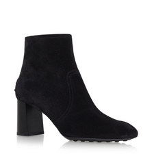 T70 Suede Ankle Boots
