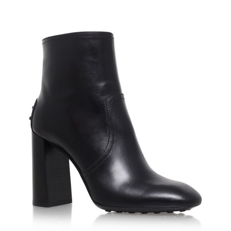 T70 Leather Ankle Boots, ${color}