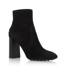 Gomma Tronchetto Boots