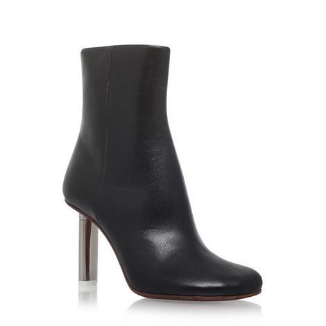 Toe Lighter Heel Boots, ${color}