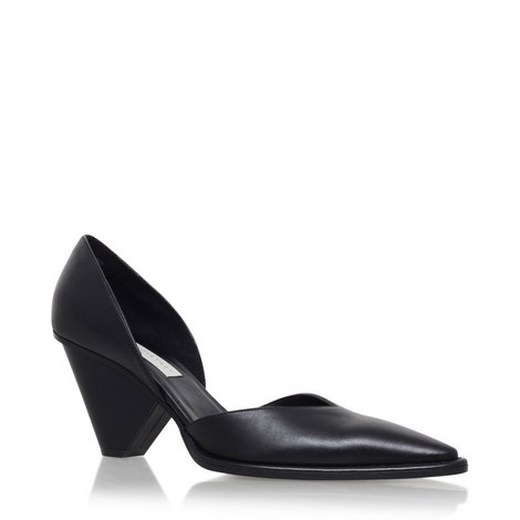 D'Orsay Faux Leather Courts, ${color}
