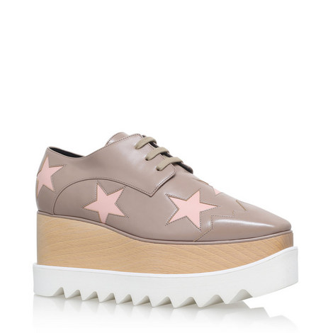 Elyse Star Wedge Shoes, ${color}