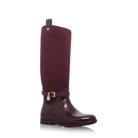 Charm Stretch Rain Boots, ${color}