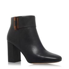 Gloria Block Heel Boots
