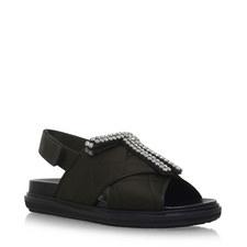 Fussbett Crossover Sandals