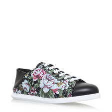 Floral Slipper Trainers