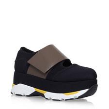 Tea Platform Sneakers