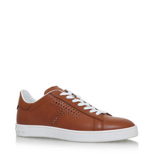Cassetta Leather Trainers