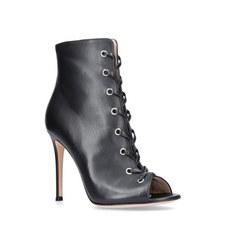 Marie Peep Toe Boots