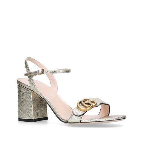 Marmont Mid-Heel Sandals, ${color}