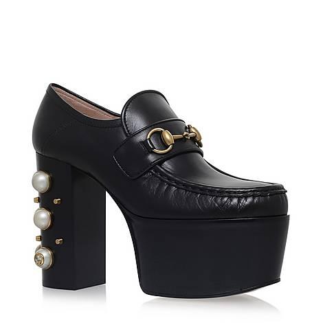 Vegas Pearl Platform Loafers, ${color}