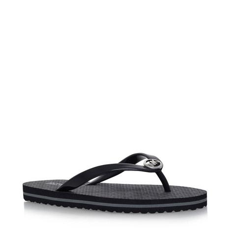 Eva Stripe Flip Flops, ${color}