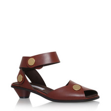 Cowper Press Stud Sandals