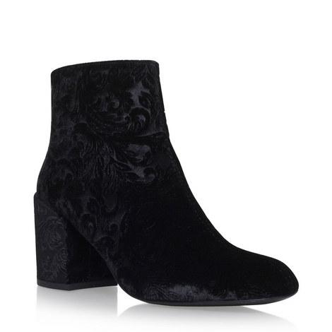 Bacari Devoré Heeled Boots, ${color}