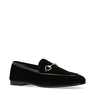 Jordaan Velvet Loafers