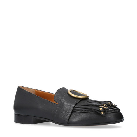 Olly Kiltie Fringe Loafers, ${color}