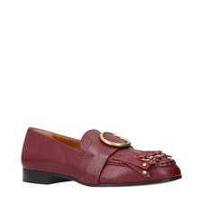 Olly Kiltie Fringe Loafers