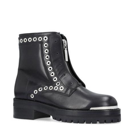 Rivet Biker Boots, ${color}