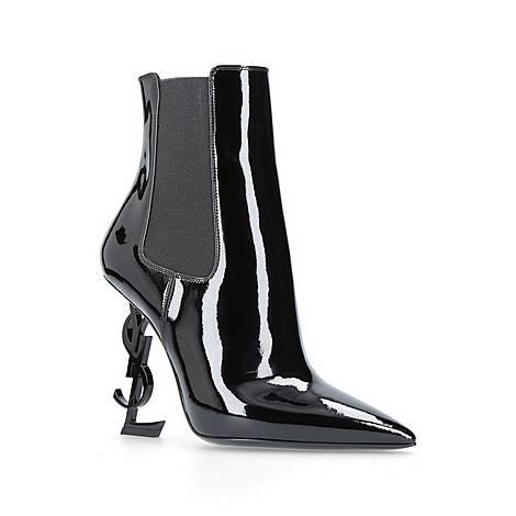 Opyum Monogram Boots, ${color}