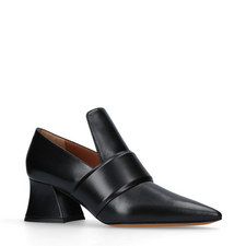 Patricia Block Heel Loafers