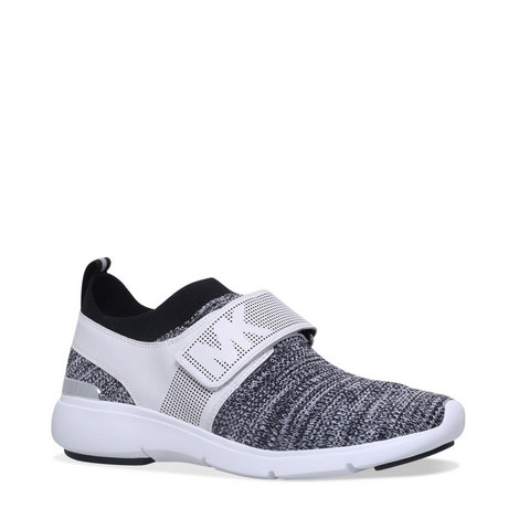 Xander Velcro Trainers, ${color}