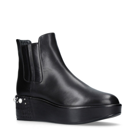 Platform Wedge Boots, ${color}