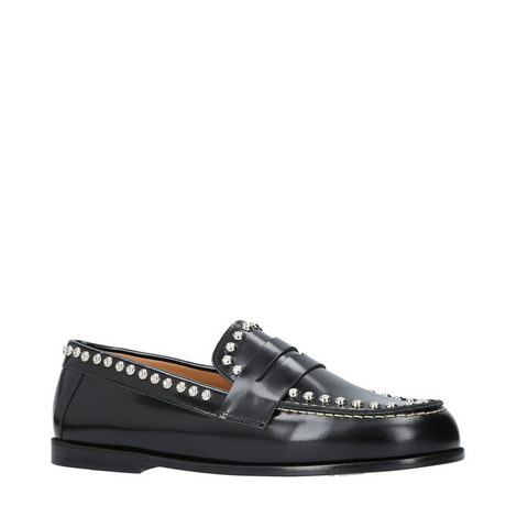 Fenzay Studded Loafers, ${color}