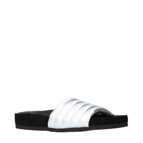 Hellea Quilted Slides, ${color}