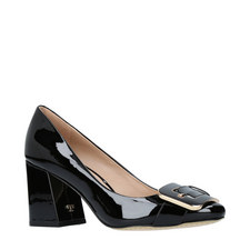 Maria Patent Leather Pumps