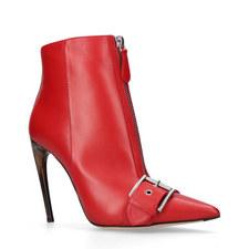 Horn Heel Boots