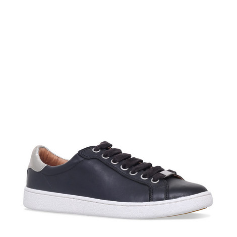 Milo Leather Trainers, ${color}