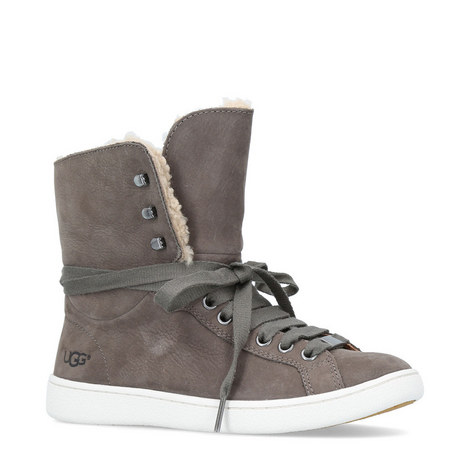 Starlyn Shearling Trainers, ${color}