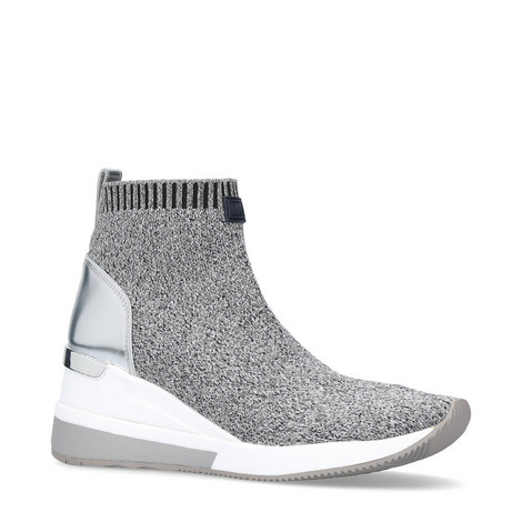 Skyler Bootie Trainers, ${color}