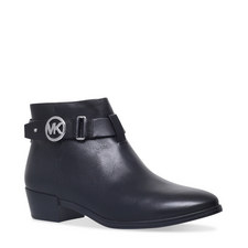 Harland Leather Ankle Boots