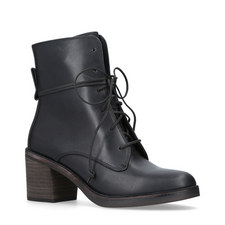 Oriana Lace-Up Boots