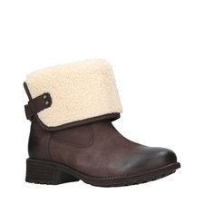 Aldon Shearling Turn-Down Boots