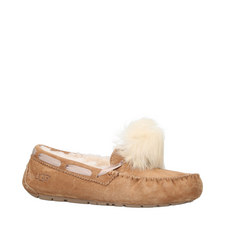 Dakota Shearling Moccasins