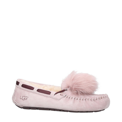 Dakota Shearling Slippers, ${color}