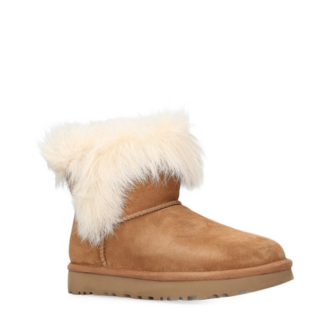 Milla Shearling Boots, ${color}